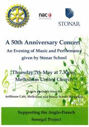 A 50th Anniversary Concert