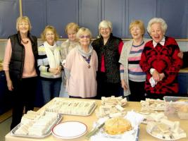 Chelwood Bridge Inner Wheel Tea Party