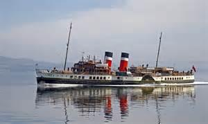 Family Day Out - P.S. Waverley to Rothesay