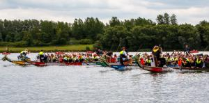 Dragon boat race final