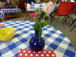Jun 2017 Girton Memory Cafe - Summer Flowers