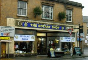 Rotary Charity Shop 2016-17