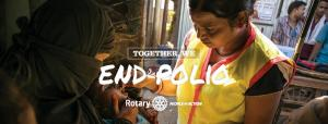 END POLIO NOW SUCCESS
