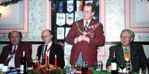 1996 Visit of RIBI President to RC of Southport Links
