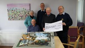 February 2017 Community Grant - Tumbly Hill Day Centre