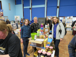Dornoch Interact hold successful food and craft fair