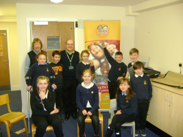 RotaKids at Golspie Primary School