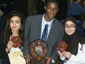 Uxbridge College Triumphs in Youth Speaks District Final