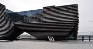 Trip to V&A Museum Dundee Sunday 5 May 9.30 - 16.30