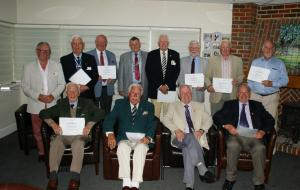 Hythe Rotary Club Rewards Veterans