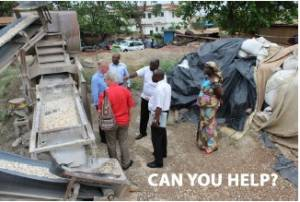 Carnegie Newsletter 3rd March: Jim Slater VTT Visit to Ghana