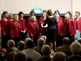 OPUS III in Concert at Wanstrow raises £1277 for Charity