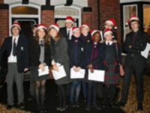 Interact Sing at Residential Homes