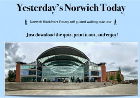Yesterday's Norwich Today