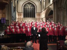 South Wales Male Choir 2020