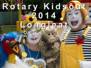 Rotary Kidsout Day - June 2014 at Longleat