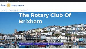 New Website  http://www.brixhamrotary.org