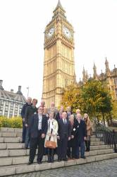 Visit to Houses of Parliament