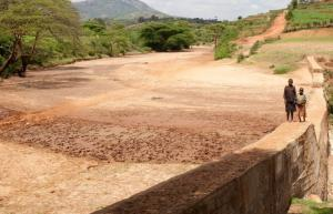 Clean Water Sand Dams in Kenya