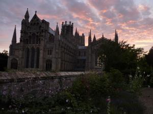 Aug 2015 Visit to Ely Cathedral & the Octagon & talk plus guests
