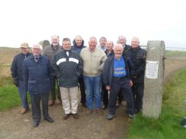 Winter Hill Memorial Service