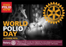 World Polio Day 24 October 2018