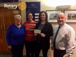 Rotary Foundation supports Wearside Women in Need