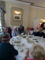 Christmas dinner for the Elderly 2018