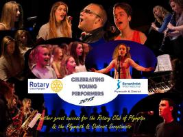Celebrating Young Performers 2013 - Another Great Success