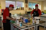 Eccles Young Chef competition