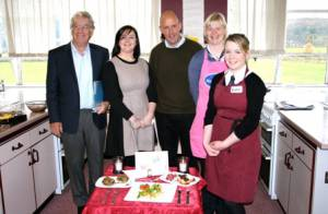 Young Chef Competition Dalbeattie High School