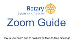 Guide to using Zoom