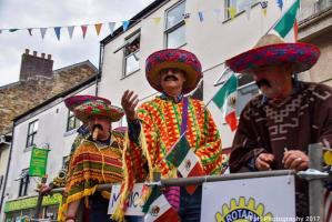 BODMIN CARNIVAL Sat. 19th August 2017