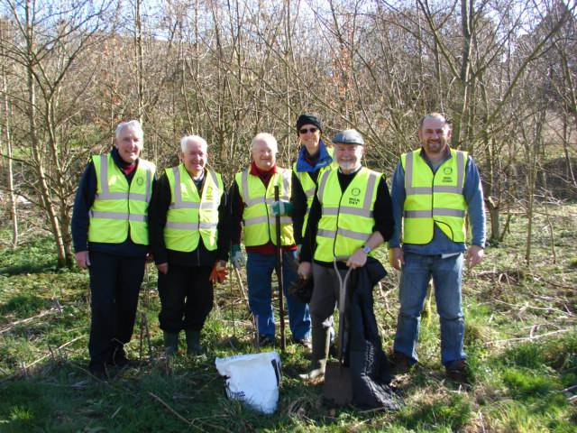 Dighty Tree Planting  -