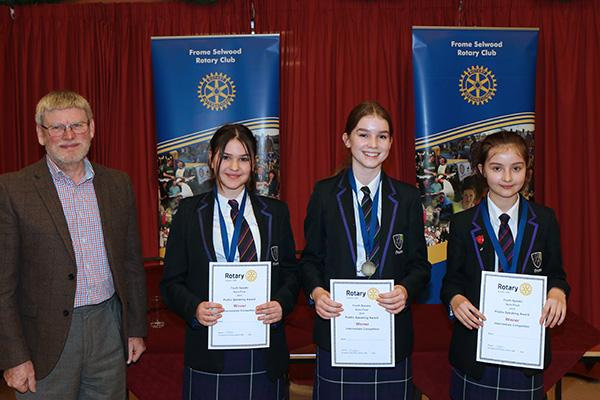 Youth Speaks Northern Area Semi-Final - The winners