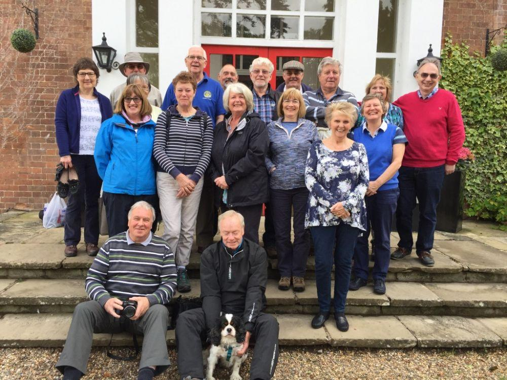 Walking Weekend 2017