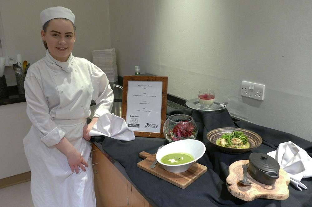Young Chef District Final -