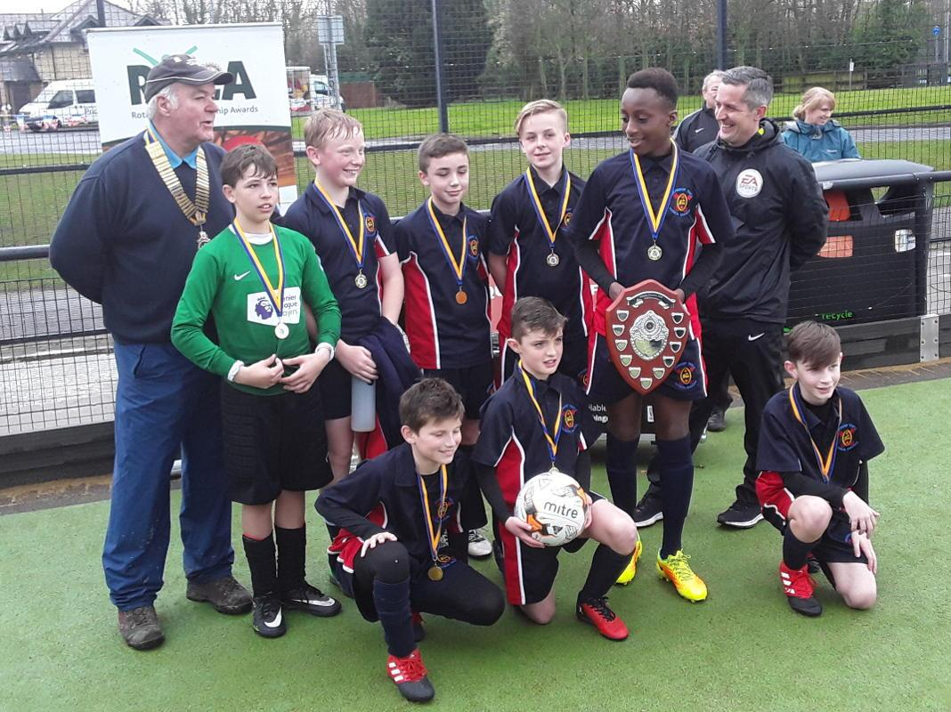 U12 5-a-side Football Tournament -
