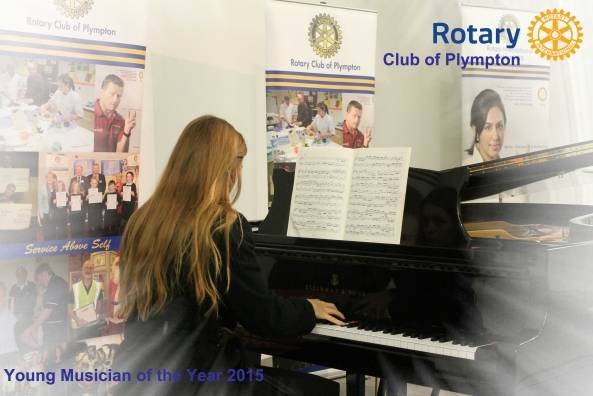 Young Musician of the Year 2015  -