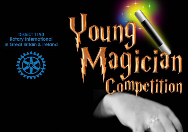 Young Magician Poster