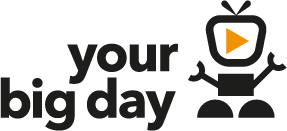 Logo for yourbigday.tv