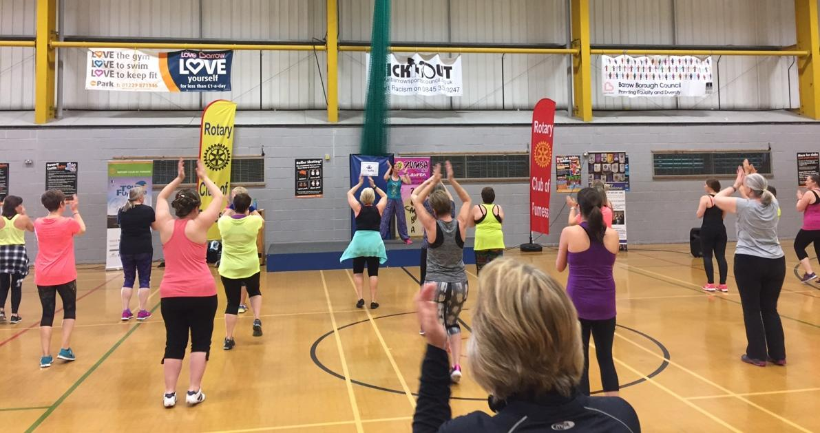2nd Annual Charity ZUMBATHON - 2017 Zumba