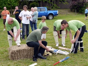 2015 Lostwithiel Carnival Six-a-Side Cricket Competition