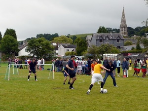 2015 Lostwithiel Carnival Senior Five-a-Side Football