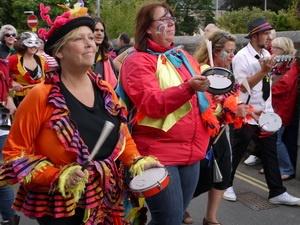 2015 Lostwithiel Carnival Parade