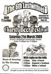6th Lostwithiel Charity Beer Festival Saturday 21st March 2009 (one of Cornwall's best little beer festivals)