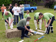 2011 Lostwithiel Carnival Cricket Competition Photos