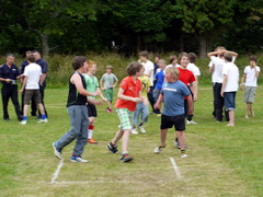 2011 Lostwithiel Carnival Rounders Competition Photos