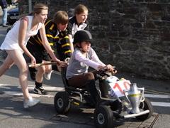 2011 Lostwithiel Carnival Pram Race Photos