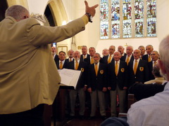 2011 Lostwithiel Carnival Band and Choir Concert Photos